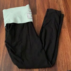 Black PINK yoga pants